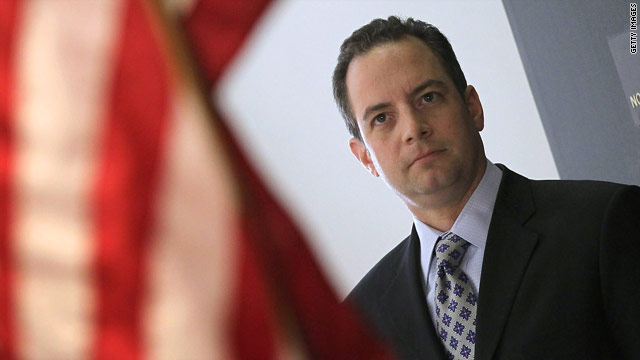 Priebus predicts 'granular' approach for party