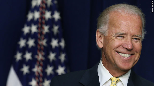 Biden's dating advice