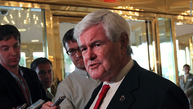 Gingrich: Obama is the 'anti-Clinton'