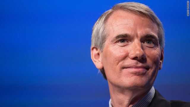 Portman stumps for Romney, 'so goes Colorado, so goes the nation'