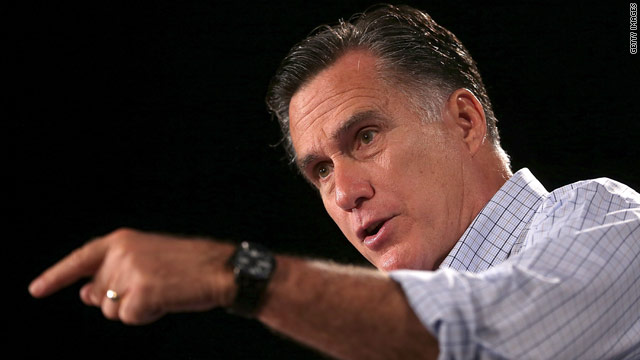 Romney lays out Bain lessons key to his presidential bid