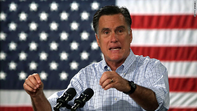 Romney blasts Priorities' attack ad; spot still hasn't had paid runs