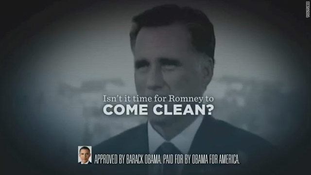 FactCheck.org calls 'low blow' new Obama 'Son of Boss' attack ad