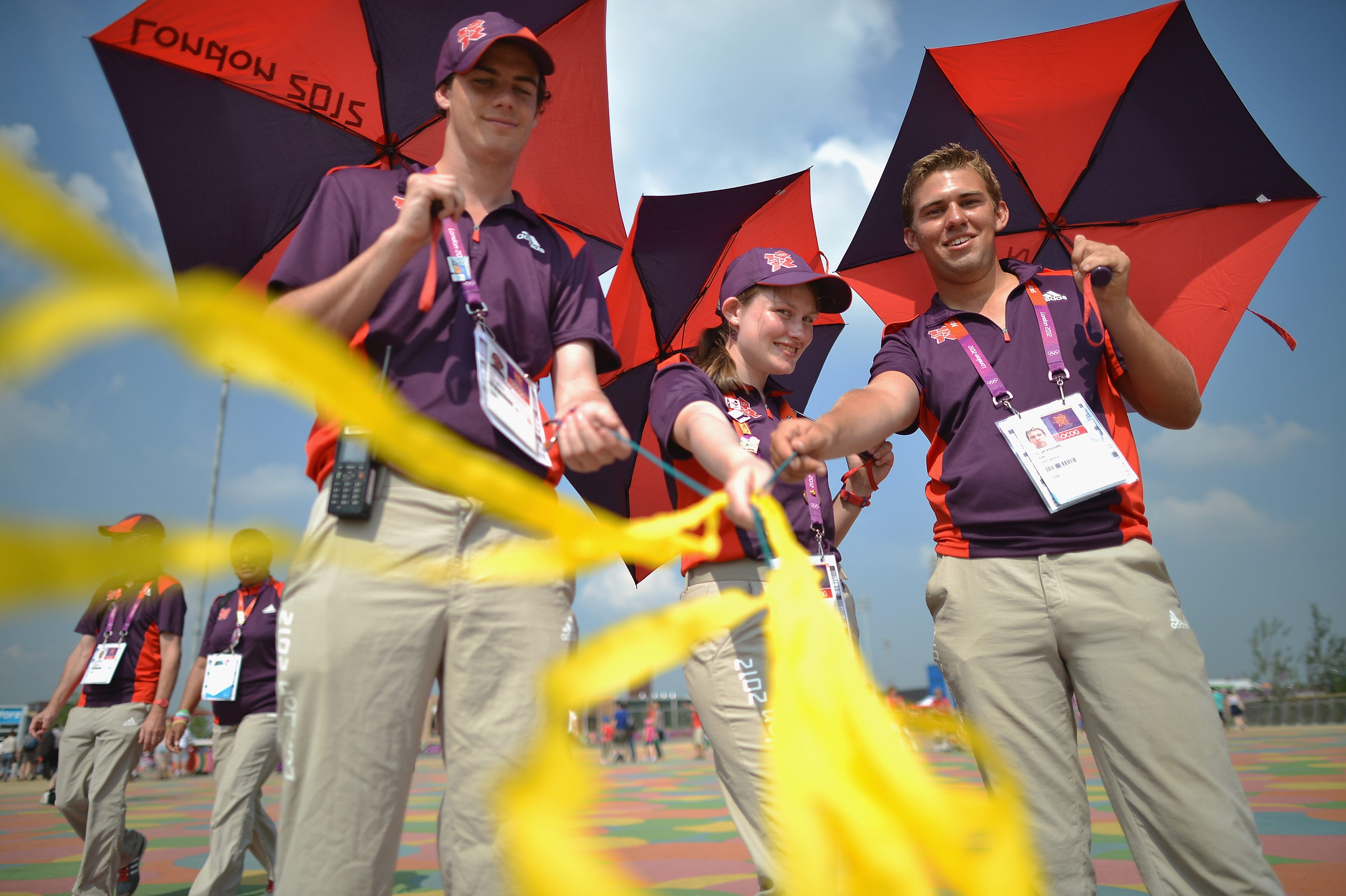 Thousand of Olympic volunteers have spent the past two weeks helping with all aspects around the Games with endless enthusiasm.