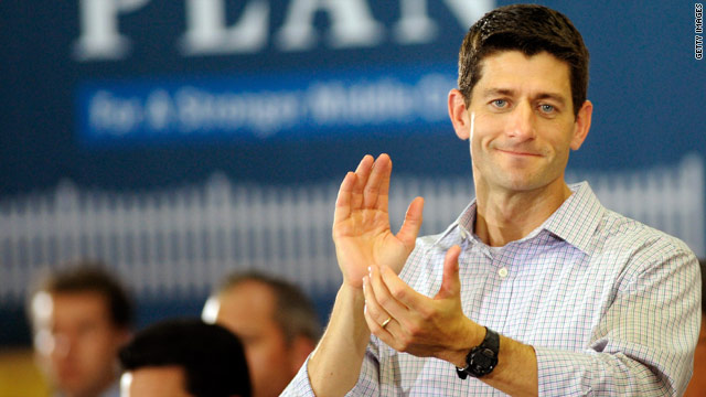 The race to define Paul Ryan
