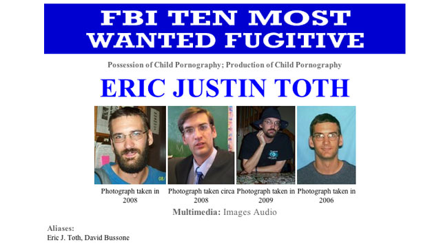 Tonight on AC360: Former Teacher on FBI's Most Wanted List