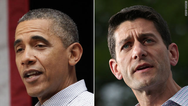 Down on the farm: Obama to go after Paul Ryan in Iowa speech