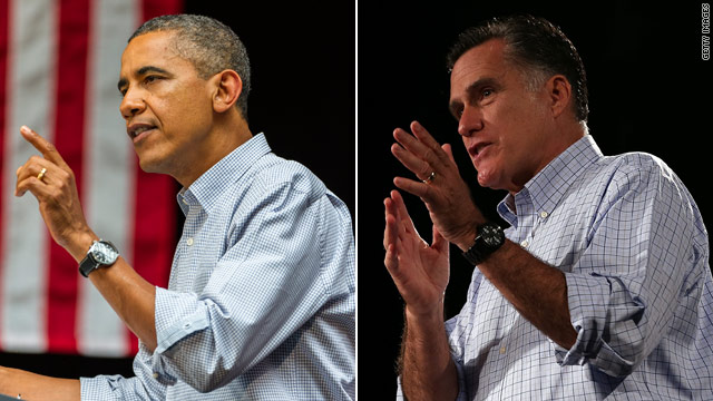 Obama, Romney sharpen economic messages in Virginia