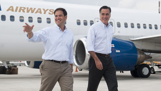 Rubio: Romney's Latino comment was 'joke'