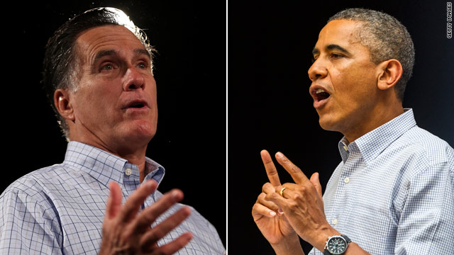 Romney, Obama to speak at Clinton Global Initiative