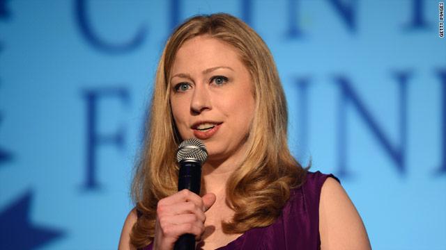 Chelsea Clinton considers politics