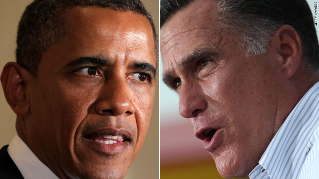Romney, Obama react to fiscal cliff report