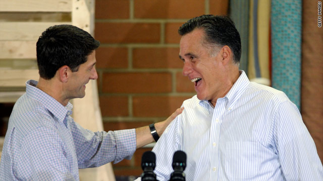 Romney-Ryan raises over $7 million in three days after VP announcement