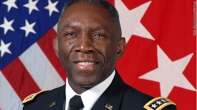 Four-star general faces demotion over misspending allegations