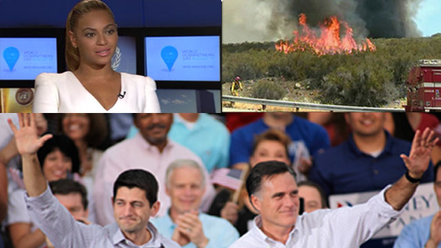 The AC360 Weekly Buzz: Romney, Ryan, Medicare, FLDS, Toth, Syria, RidicuList vote, Beyonce,