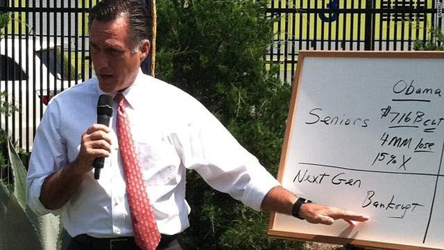 Whiteboard lessons from the campaign trail