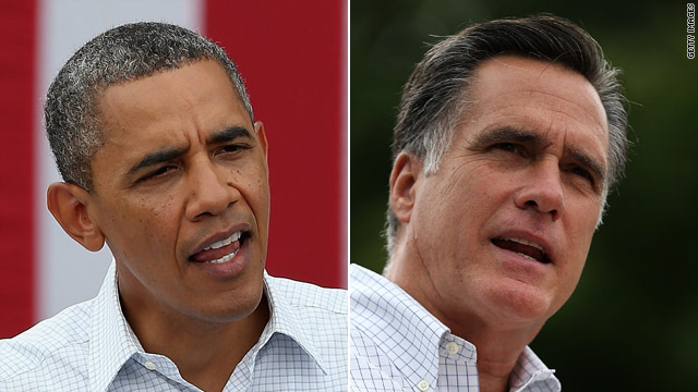 Obama and Romney on taming deficits