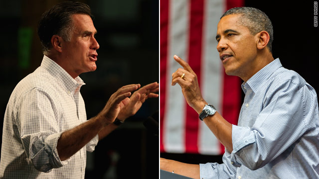 Obama vs. Romney: How they'd tackle deficits
