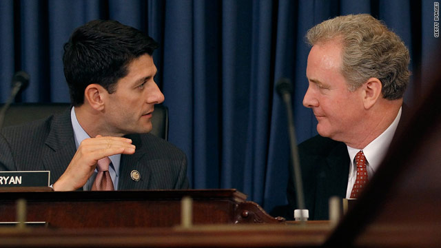 Top Democrat on House Budget Committee to play Ryan in Biden debate prep