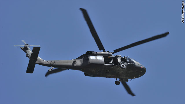7 Americans killed in Afghan helicopter crash