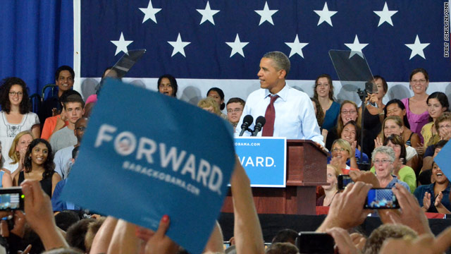 Obama brings Medicare duel to Granite State
