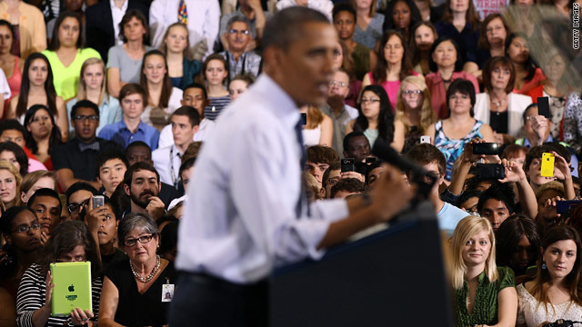 Obama to talk education in Columbus, Ohio