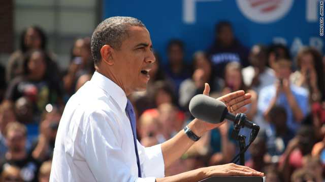 Obama says college must be more affordable