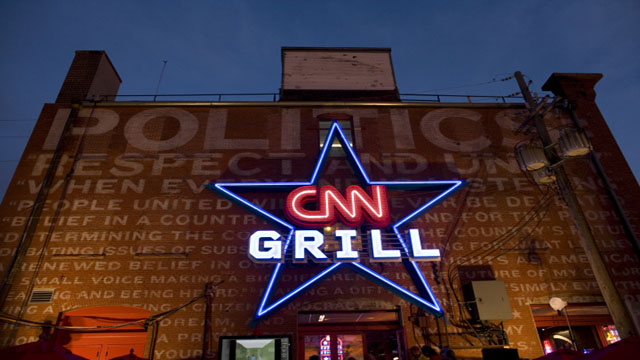 CNN Digital Gives Users Anytime, Anywhere Access to the 2012 Political Conventions