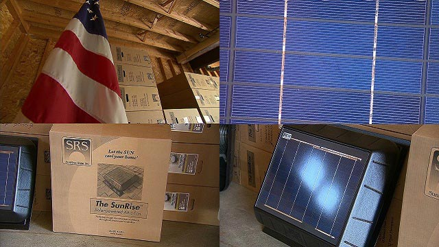 Tonight on AC360: Obama policy could put solar 'poster boy' out of business