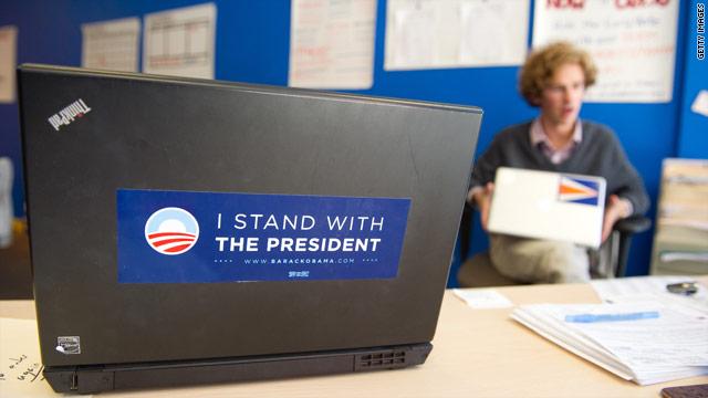 UVA declines Obama campaign speaking request