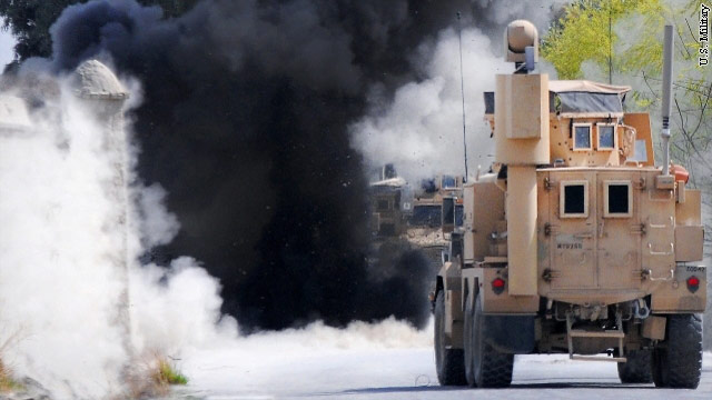Exclusive: Army turned down Afghanistan-bound troops' preferred anti-IED system
