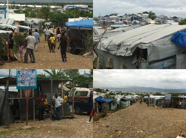 Producer's Notebook: Day 2 in Haiti bracing for Tropical Storm Isaac