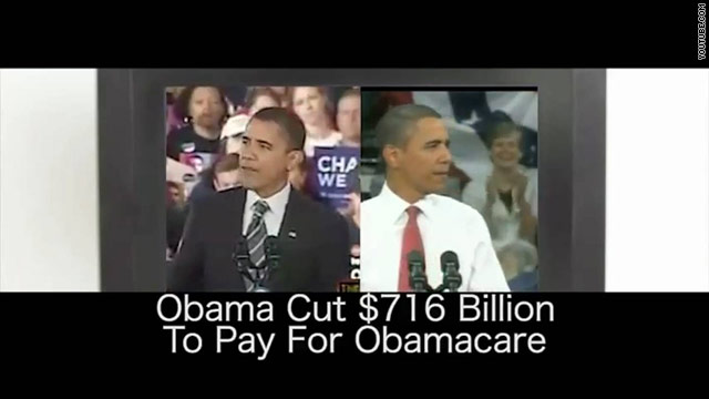 New Romney ad continues Medicare barrage on Obama