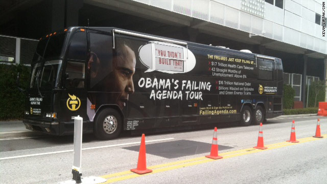 Americans for Prosperity dispatches buses on voter turnout push