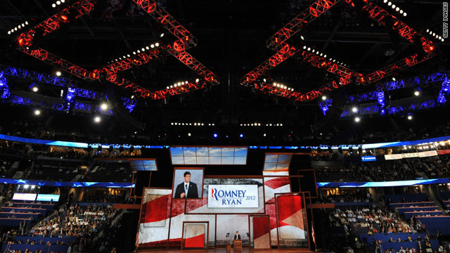 Full text: Ryan's remarks to the GOP convention