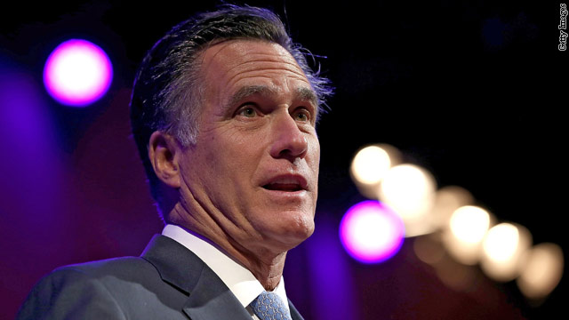 Romney to get intelligence briefings