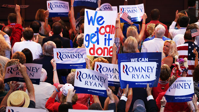Romney aides provide glimpse of big speech