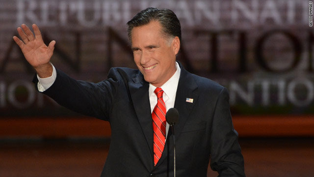 Mitt Romney sends note of thanks to supporters