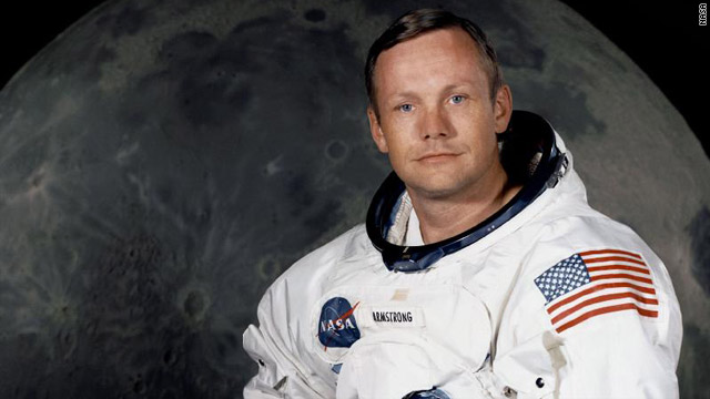 Neil Armstrong, through the eyes of his colleagues