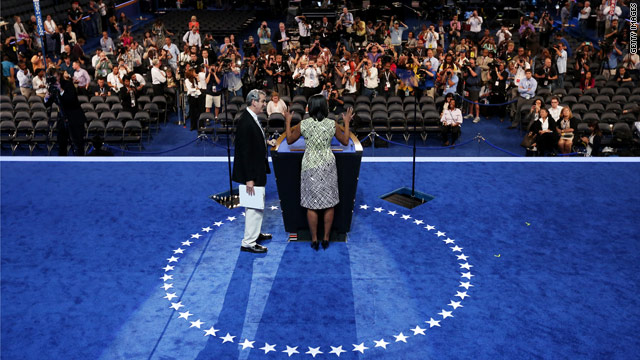 Obama campaign: DNC to focus on middle class