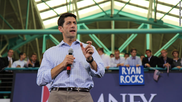 Paul Ryan ties Obama to Carter on eve of Dem convention