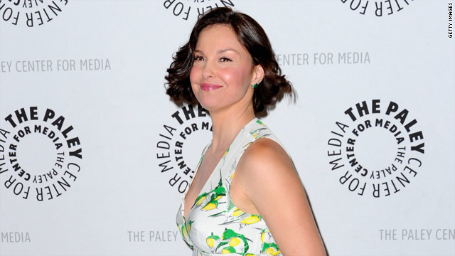 Ashley Judd at DNC: 'Rape is rape'