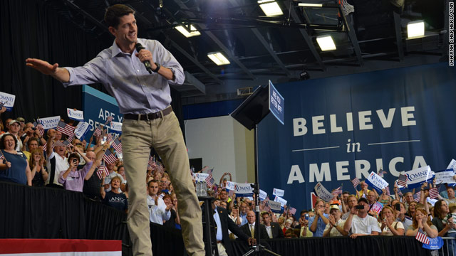 As US debt hits $16 trillion, Ryan hammers his message home