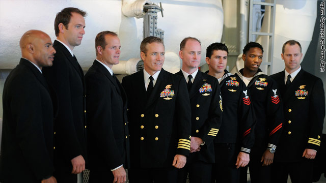Navy Seals: A battle for the conscience