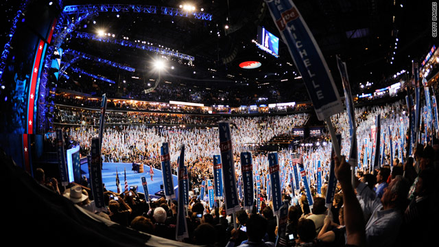 Five OMG moments at the DNC
