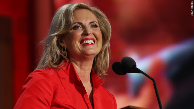 Ann Romney challenges women to 'wake up'