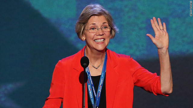 Excerpts: Senate candidate Warren&#039;s DNC remarks