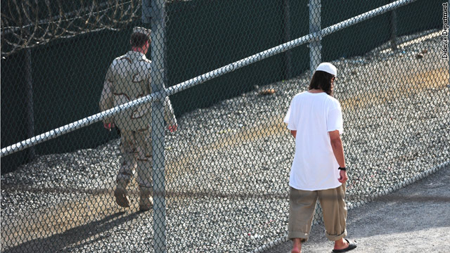 Judge slams military efforts to limit GITMO detainee access to lawyers