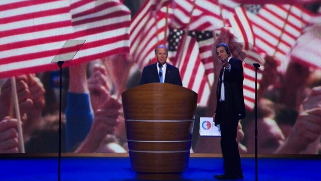 Biden set to vouch for Obama