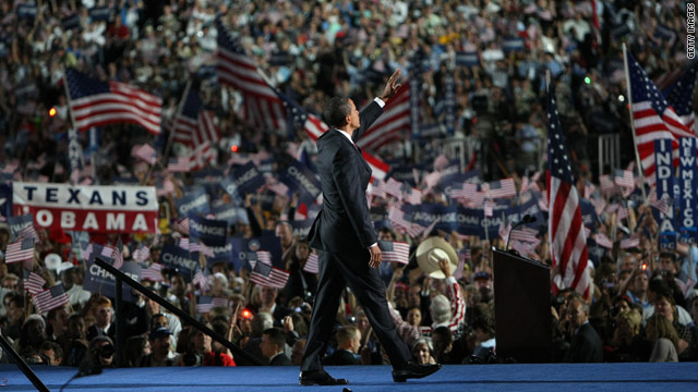 Obama tells supporters venue change is 'disappointing'